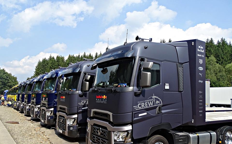praca dla kierowca ciężarówki